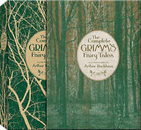 The Complete Grimm's Fairy Tales By Jacob Grimm Hardcover in Slipcase