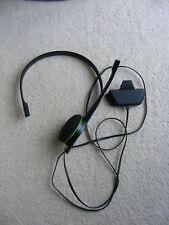 X-Box Wired Mono Headset 1564 Black and green