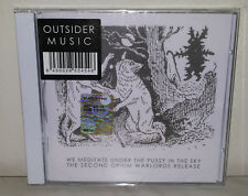CD OPIUM WARLORDS - WE MEDITATE UNDER THE.. - NUOVO NEW