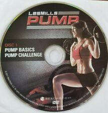 Beachbody Les Mills Pump - Disc 1: Pump Basics/Pump Challenge Replacement Disc