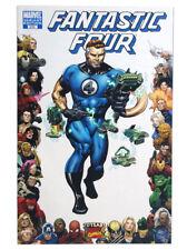 Fantastic Four #570 Frame Variant 1:10 Dale Eaglesham 70th Anniversary Marvel