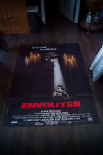THE BELIEVERS Horror 4x6 ft Vintage French Grande Movie Poster Original 1987