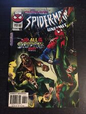 Spider-Man:Unlimited#13 Incredible Condition 9.0(1996) Cage /Iron Fist Reunion!!