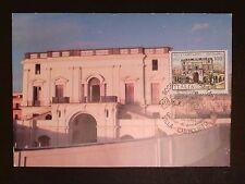Italia MK Villa Campolieto Ercolano maximum carta carte MAXIMUM CARD MC cm c8633