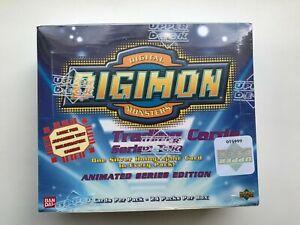 DIGIMON Trading Cards Series Two - 24er Display - Neu - OVP - Selten - Kult