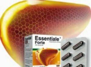 Essentiale Forte, 50 Caps - 300 mg
