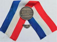 Médaille bronze libération Paris 19 - 26 Août 1944 FFI brassard