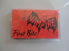 VAMPIRE PUNK ROCK CASSETTE.   VERY RARE  Open But Never Played