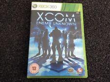 XCOM: Enemy Unknown (Microsoft Xbox 360, 2012)