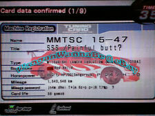Wangan Maximum Tune 3DX+ ~ 88191 Stars LvL63+ - 825HP Evo9 - 1,540,000KM
