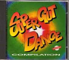 Compilation - Super Gut Dance Compilation - CD - 1995 - Eurodance Italodance