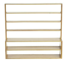 1/12 scale   Dolls House Furniture   large Shelving   T4194