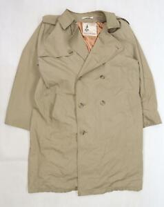 Misty Harbor Womens Brown   Trench Coat  Size 12