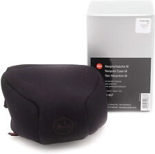 Genuine Leica Neoprene Case for M with Short or Long Front Section