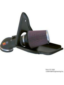 K&N Air Intake FOR BMW 3 SERIES E46 (57-1003)