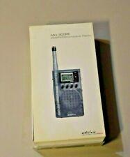 Eton Grundig Mini 300 World Band Radio Receiver + Box & Manual