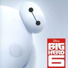 Henry Jackman - Big Hero 6 [Original Motion Picture Soundtrack]