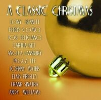 A Classic Christmas [Sony] by Various Artists (CD, Aug-2012, BMG (distributor))