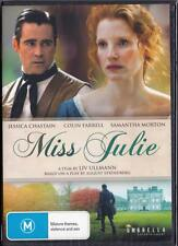 MISS JULIE - COLIN FARRELL - NEW & SEALED REGION 4 DVD - FREE LOCAL POST