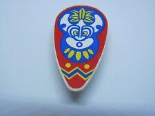 LEGO 2586px10 @@ Minifig, Shield Islanders Mask Pattern 6236 6262 6264 6278