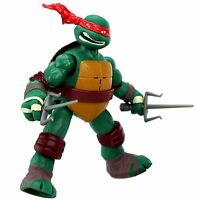 TEENAGE MUTANT NINJA TURTLES POWER SOUND FX RAPHAEL ACTION FIGURE 2014