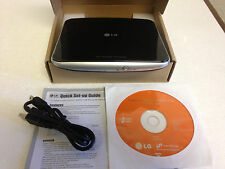 USB 2.0 External DVD Combo CD-RW Burner Drive CD±RW DVD ROM Black for PC