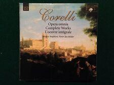 10 CDs BOX , Arcangelo CORELLI - OPERA OMNIA COMPLETE WORKS , Brillant Classic