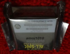 New FE-5650A OPTION-58 RUBIDIUM FREQUENCY STD FREQUENCY ELECTRONICS INC.