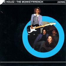 "THE HOLEZ/ THE MONKEYWRENCH Germs 7"" 45 NEW VINYL HOLE NIRVANA MUDHONEY BIG BOYS"