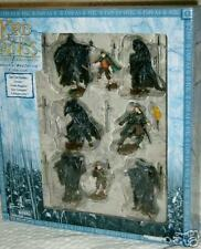 LORD OF THE RINGS ~ AOME ~ ATTACK AT WEATHERTOP 6 FIGURE SET NEW NISB