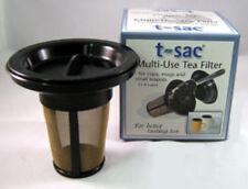 T-sac Mulit Use Tea Filter Brew Basket Tea Strainer - Brand New