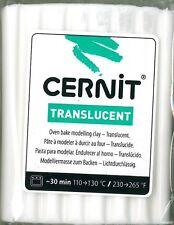 CERNIT - Cernit Translucent - Bianco col. 005
