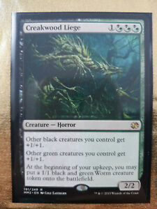 1x Creakwood Liege (MTG, Magic The Gathering) MM2, NM