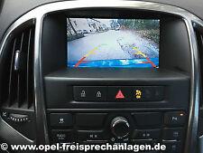 Rückfahrkamera Opel Astra J, Astra J ST, Star J GTC (Einbau kostenlos)