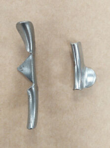 Set of 2 Silva #111 Guides for an Open Cable Housing Bicycle Frame Building