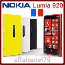 Téléphone Portable NOKIA LUMIA 920 ROUGE Neuf Débloqué