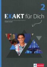 Exakt fur Dich 2 ćwiczenia +DVD LEKTORKLETT - Giorgio Motta