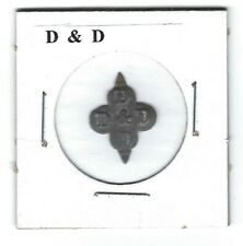 D&D Chewing Tobacco Tag D105 Embossed