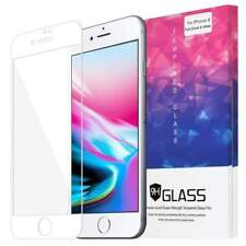 AMZER Kristal Edge2Edge HD 9H Tempered Glass Screen Protector for iPhone 8