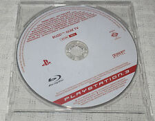 Sony Playstation 3 (PS3) Game Buzz! Quiz TV (PS3) (buzzers not included) PROMO
