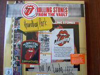 The Rolling Stones 3x LP+DVD - From The Vault: Live in Leeds 1982 NEW-OVP