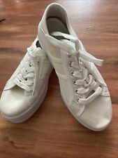 hailys Sneaker Plateau Weiß Damen Schuhe Gr 38 Neu