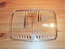 Mercedes LKW Hella 4490 94561 Streuglas Scheinwerferglas headlight lens NOS