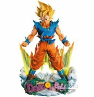 Figurine San Goku Super Sayan DragonBall Z 24cm Jouet Enfant Collection Noël New