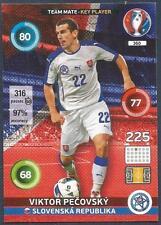 PANINI EURO 2016 ADRENALYN XL CARD- #360-SLOVAKIA-VIKTOR PECOVVSKY