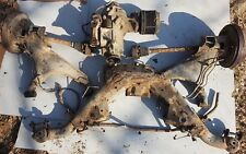 VW GOLF MK3 SYNCRO 4WD 4X4 REAR BEAM AXLE DIFFERENTIAL DRUM BRAKES DRIVESHAFTS