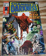 Chamber of Darkness #2 vf 8.0
