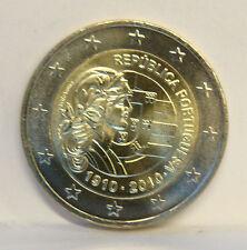 Berühmte Persönlichkeit Münzen aus Portugal nach Euro-Einführung