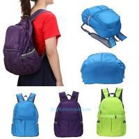 Waterproof Foldable Outdoor Sports Climbing Travel Backpack Camping Rucksack Bag