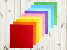 30 sheets 10 colors Origami paper 15 X 15CM both sides OR001